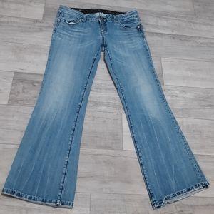 Womens Denim jeans RE ROCK EXPRESS